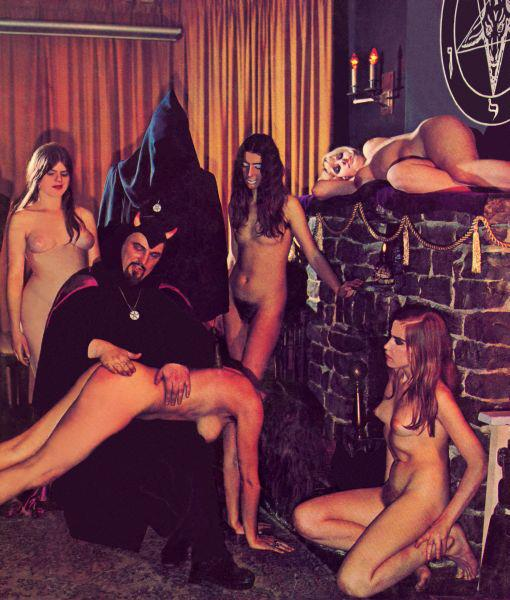 секс сатанистов порно