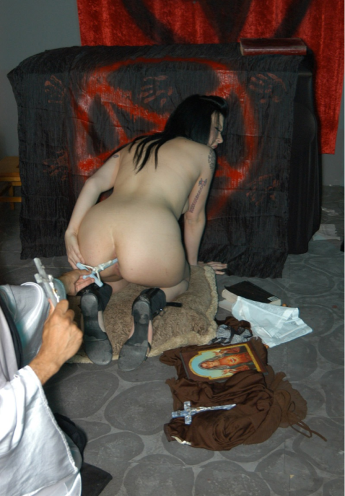 Beautiful Satanic Women Naked