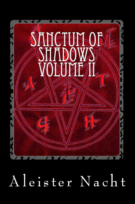 Sanctum of Shadows II Corpus Satanas by Aleister Nacht