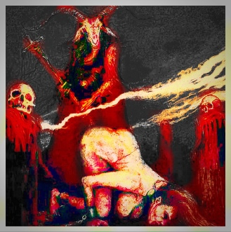 Belial, Behemoth, Beelzebub, Asmodeus, Sathanas, Lucifer