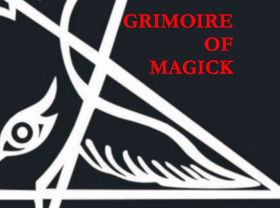 Aleister Nacht Releases Grimoire of Magick